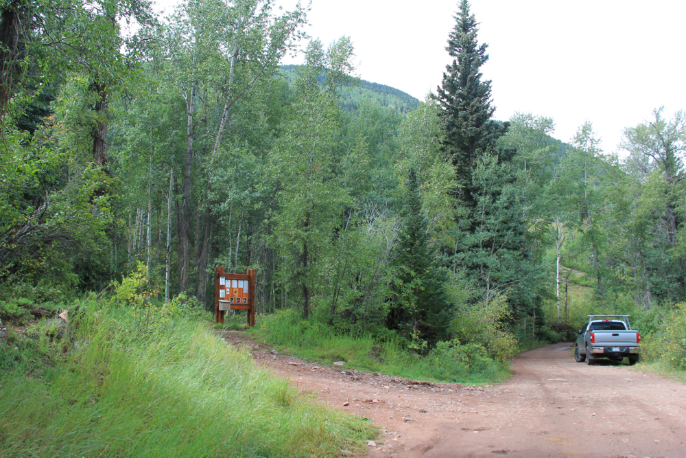 Colorado Lifestyle: East Snowmass Trail