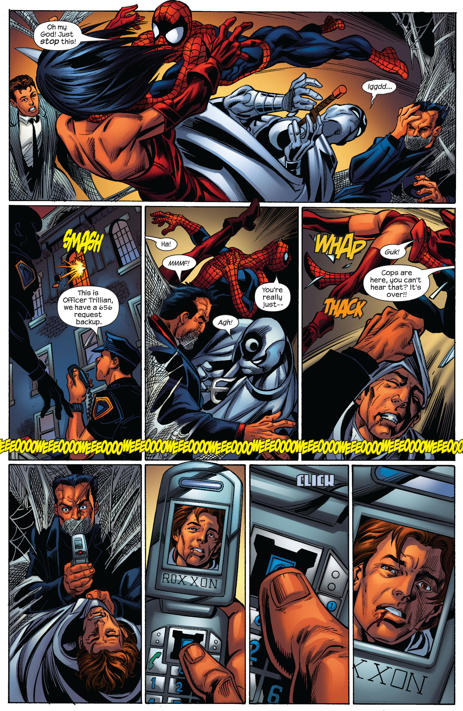Read online Ultimate Spider-Man (2000) comic -  Issue #84 - 14