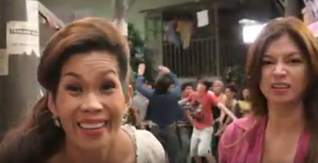 'Nagpapatayan na dito sa Toda Max' - Angel Locsin And Pokwang Explained Why Robin Padilla And Vhong Navarro Are Fighting At The Set OF Toda Max!