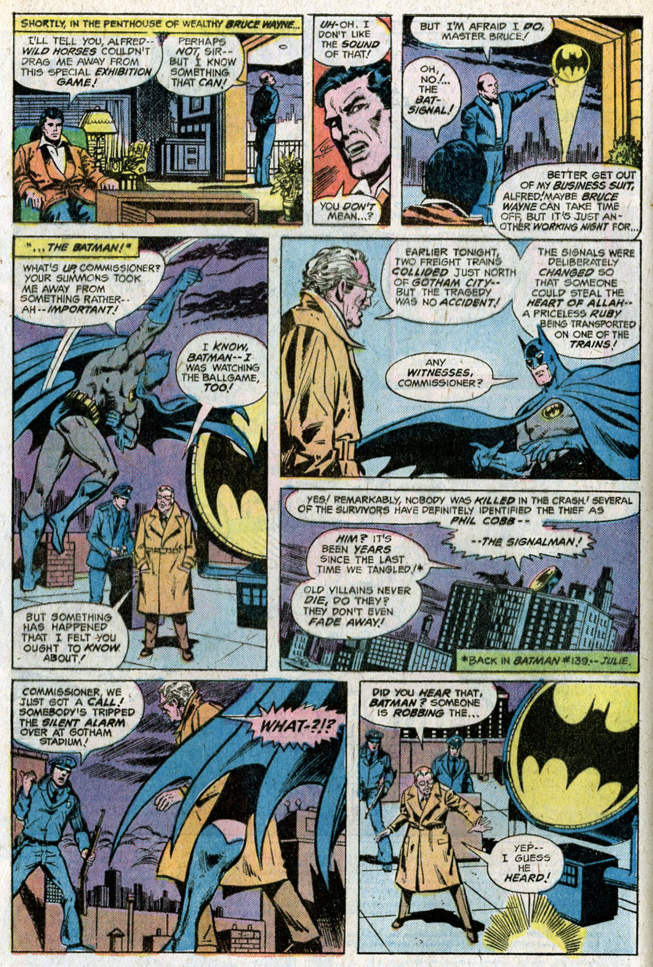 Detective Comics (1937) 466 Page 3
