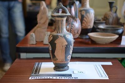 Αρχαιοκαπηλία στην Ιταλία: πάνω από 200 αρχαία έργα τέχνης