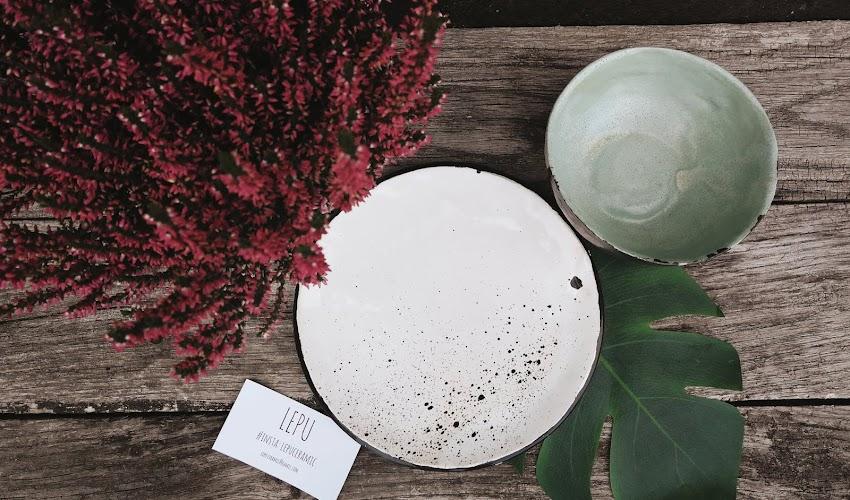 Ceramika handmade w domu - dlaczego warto mieć? RECENZJA LEPU CERAMICS