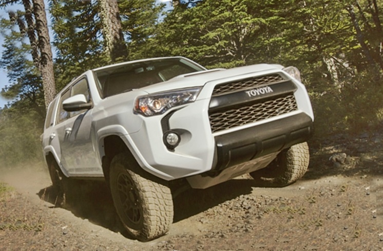 2018 toyota 4runner trd pro review auto toyota review. Black Bedroom Furniture Sets. Home Design Ideas