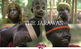 The Jarawas. Primitive People; Uncontacted people without significant contact with global civilization.