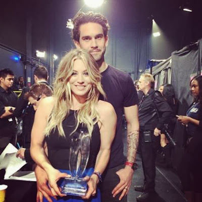 People's Choice Awards 2014 Kaley Cuoco