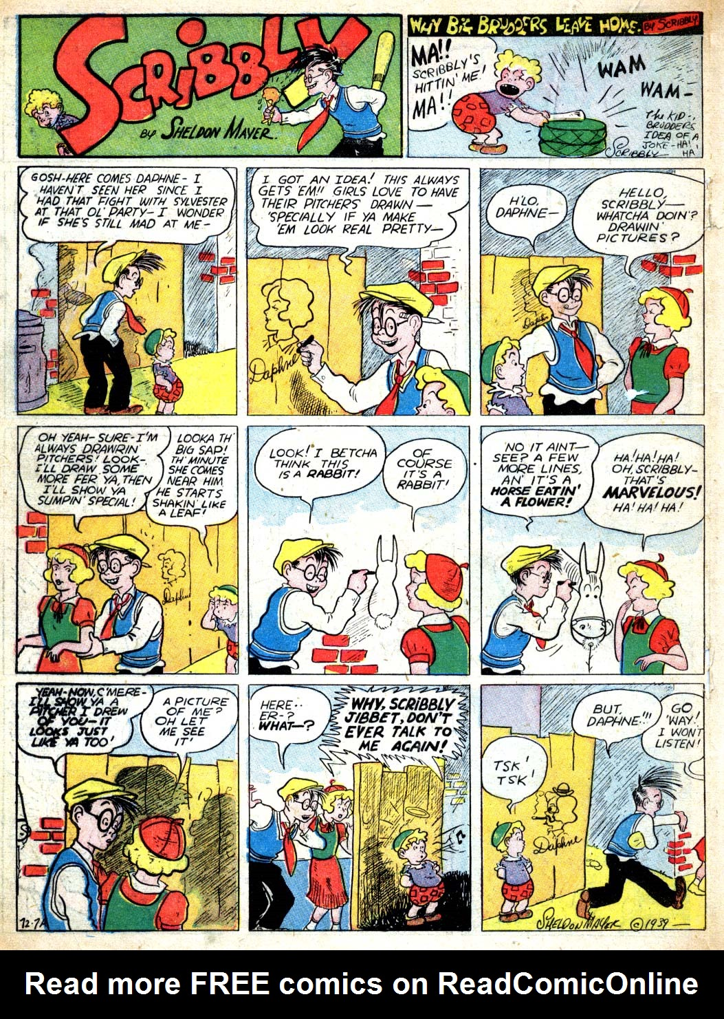 Read online All-American Comics (1939) comic -  Issue #2 - 32