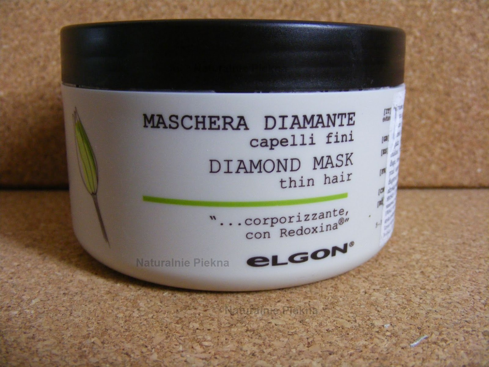 Elgon - Diamond Mask thin hair Primaria