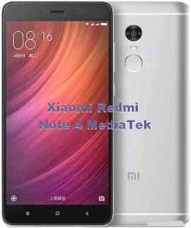 Perbedaan Xiaomi Redmi Note 4 tahun 2016 dan 2017
