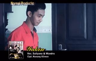 Lirik Lagu Yakin - Wandra Ft Suliana