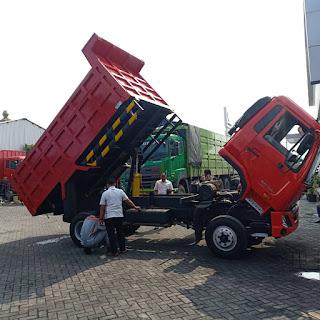 Ini Fitur UD Trucks Kuzer Yang Tidak Dimiliki Kompetitornya