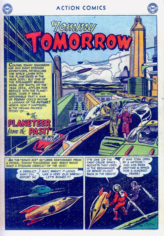 Read online Action Comics (1938) comic -  Issue #159 - 25