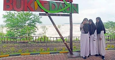 Lokasi Taman Bukit Daun Tuban Jawa Timur