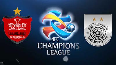 مشاهدة مباراة السد وبيرسبوليس الان بث مباشر اليوم 20-5-2019 في دوري ابطال اسيا