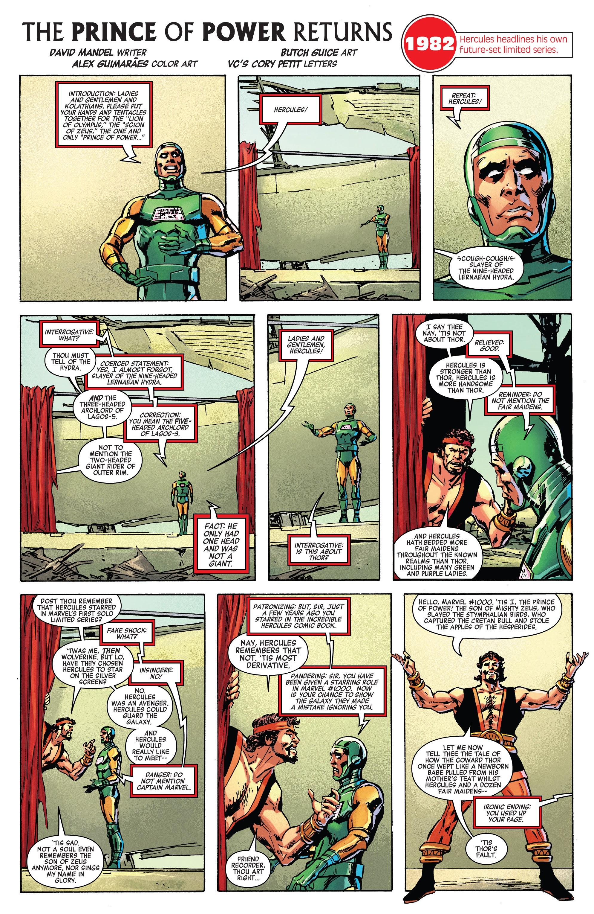 Read online Marvel Comics (2019) comic -  Issue #1000 - 46
