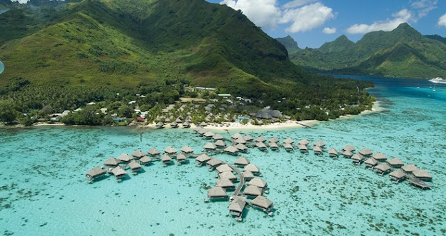 voyage Moorea : Hilton Moorea Lagoon Resort and Spa