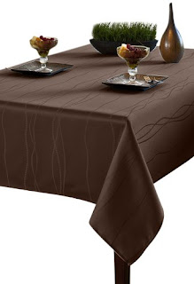 Gourmet tablecloth