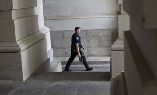 Security fears grow on both sides of aisle