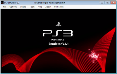 Download PSeMu3 / Emulator PS3 + BIOS for PC Terbaru Gratis