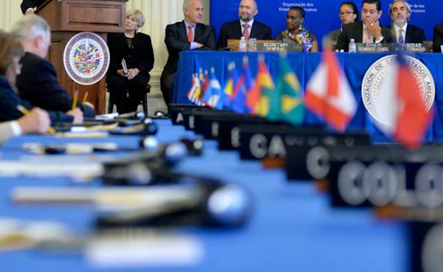 Los Runrunes de Bocaranda de hoy 29.06.2017: Medio: El Caribe en la OEA
