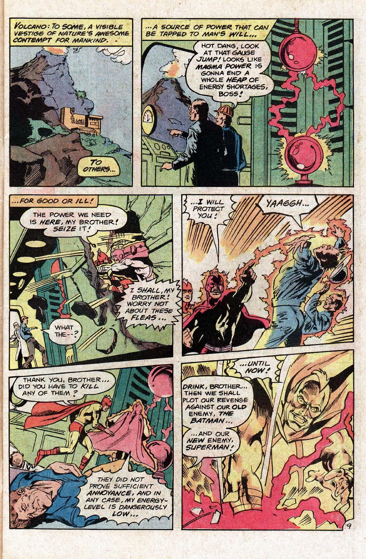 Read online World's Finest Comics comic -  Issue #276 - 11