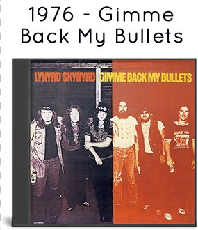 1976 - Gimme Back My Bullets