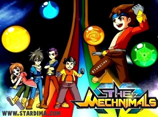 Chiến Cơ Siêu Hạng - The Mechnimals VietSub (2013)