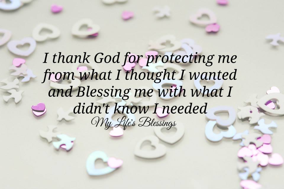 Thankful Quotes To God For His Blessings