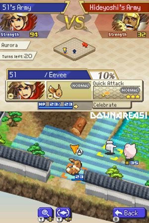 Pokemon Conquest Nds Rom Download Arena