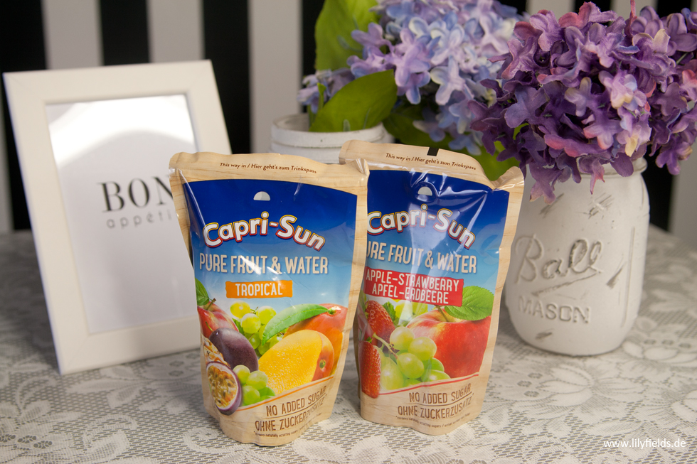 "Capri-Sun ""Pure Fruit & Water"""