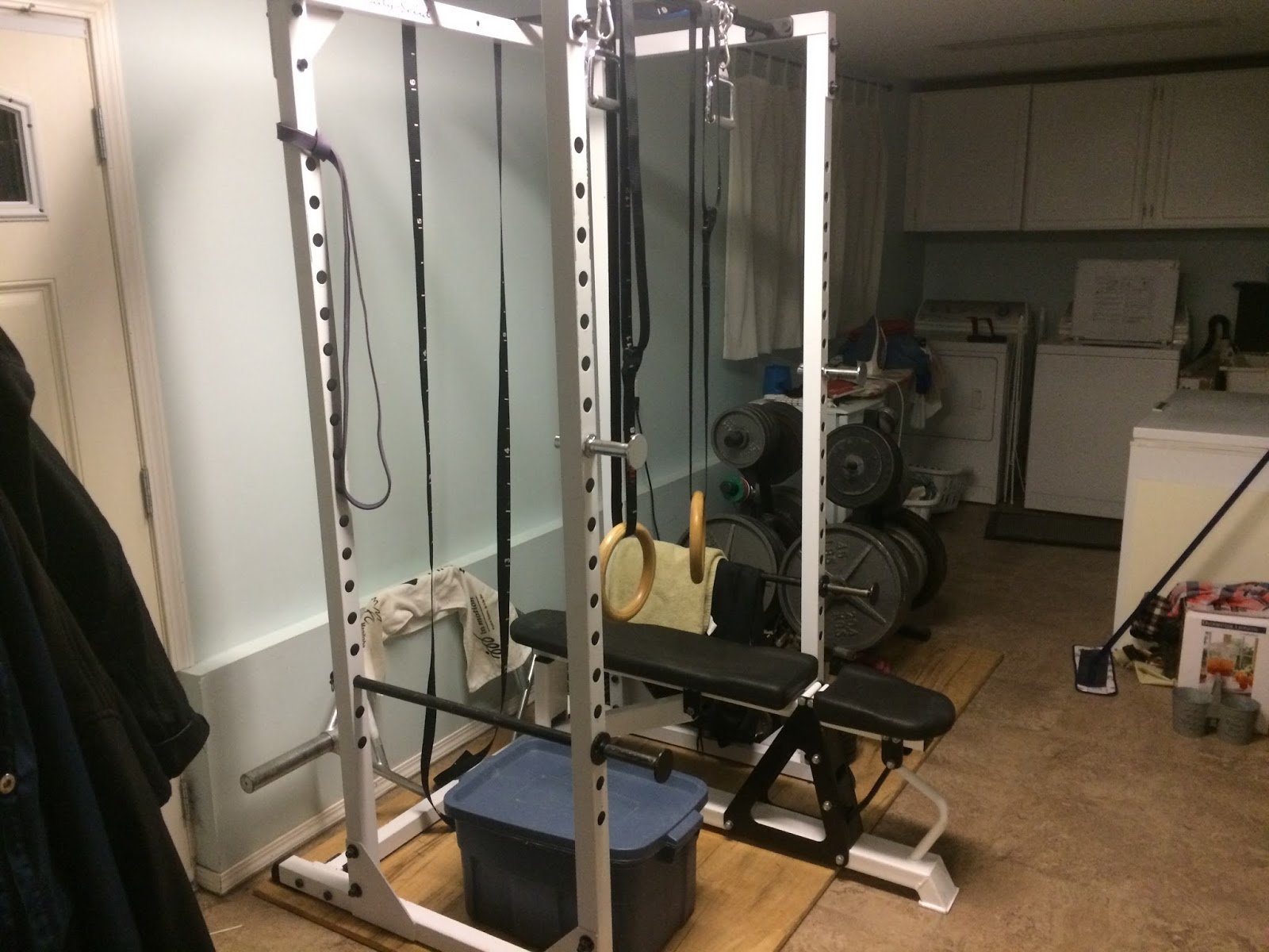 Andrew Heming S Blog Home Gym Set Up Guide Bonus Free