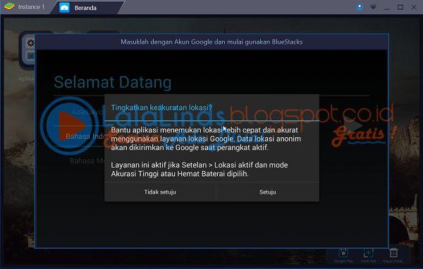 Cara Membuat Dual Bluestacks / Instance Bluestacks 3