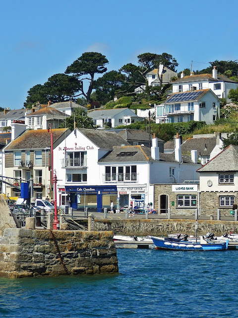 St. Mawes small harbour