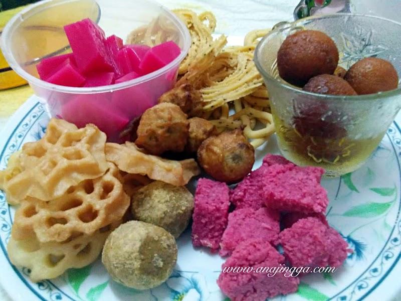 Kuih Tradisional Deepavali