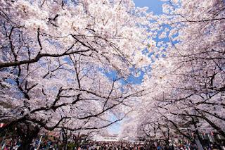 Ueno Park, Taman Pemberian Sang Kaisar Jepang