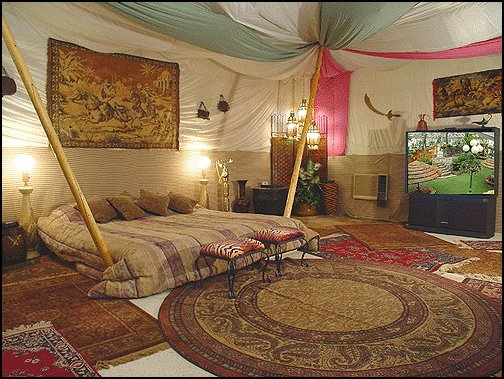 World Travel Theme Bedrooms