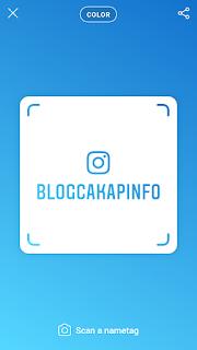 instagram blogcakapinfo