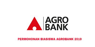 Permohonan Biasiswa Agrobank 2019 Online