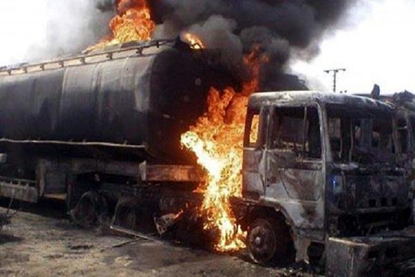 10 killed in tanker explosion in Osun State, Nigeria