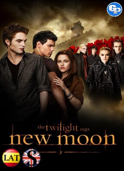 La Saga Crepúsculo: Luna Nueva (2009) HD 1080P LATINO/INGLES