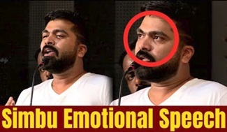 I dont want banners – Simbu Emotional speech at Ezhumin Trailer Launch