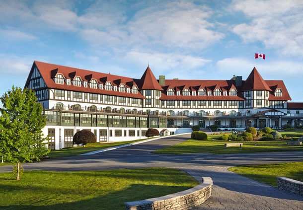 Historic The Algonquin Resort St Andrews By Sea Autograph Collection Photo Credit Marriott