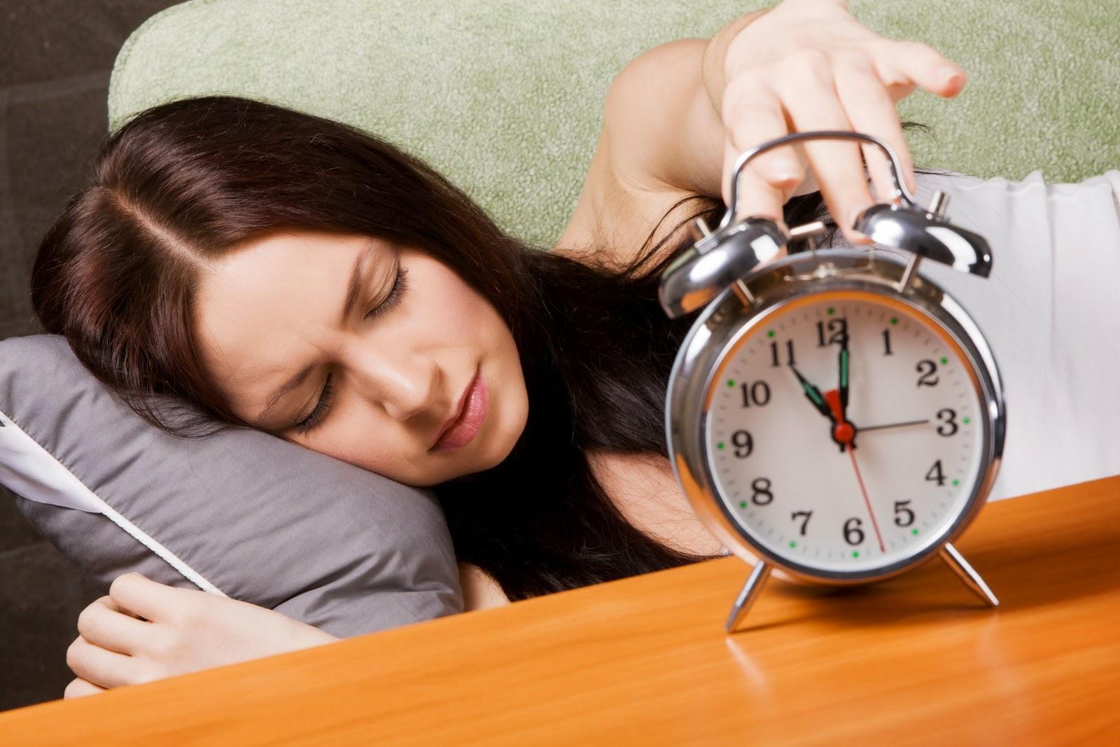 tips mengatasi susah tidur