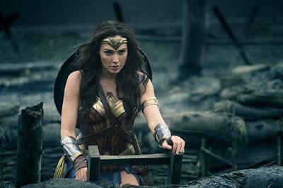 Una imagen de Wonder Woman