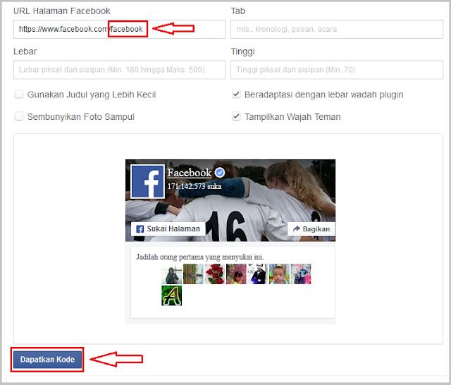 Cara Memasang Fanspage Facebook Terbaru  Cara Memasang Fanspage Facebook Terbaru
