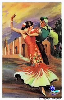 Taranta - Córdoba - Joan Giralt Lerin - Ed. Pablo Dümmatzen