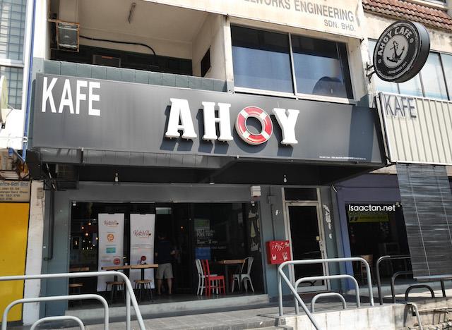 AHOY CAFE, SS15