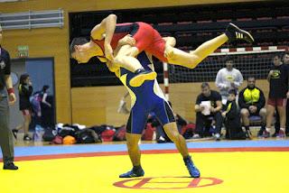 Torneo de Luchas Olímpicas de Barakaldo