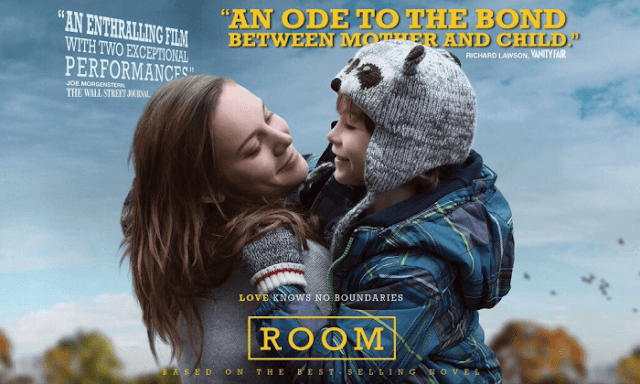 REVIEW: Room (2015)