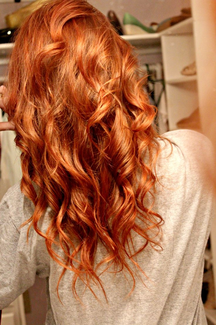Bright Orange Hair Shades The Haircut Web