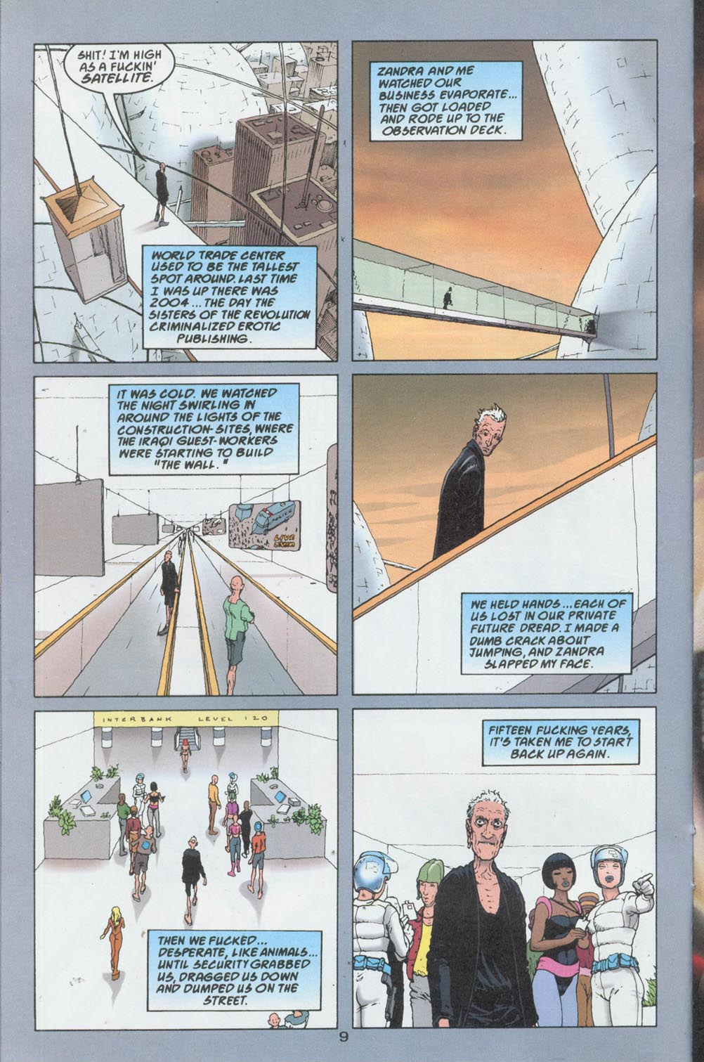 Read online 2020 Visions comic -  Issue #3 - 11